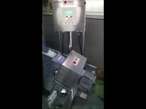 API Metal Detector