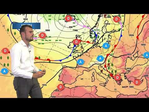 Illustration de l'actualité La météo de votre mercredi 5 août 2020