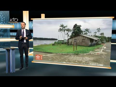 SYNODE SUR L'AMAZONIE | NOTRE-DAME DE PARIS,  LIEU DE CULTE |HONG KONG |