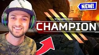 Ali A FIRST WIN! (NEW Battle Royale   Apex Legends)