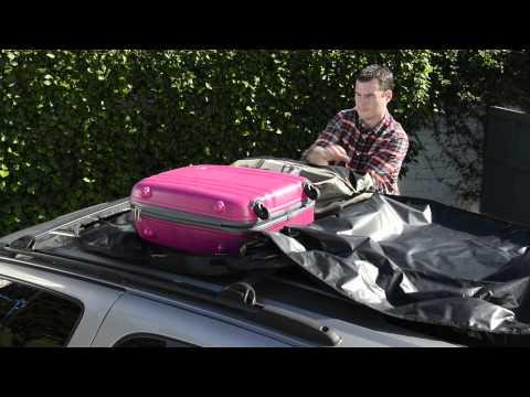 KEEPER Waterproof Rooftop Cargo Bag