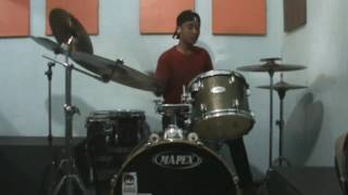 ATTENTION DRUM COVER BY AK