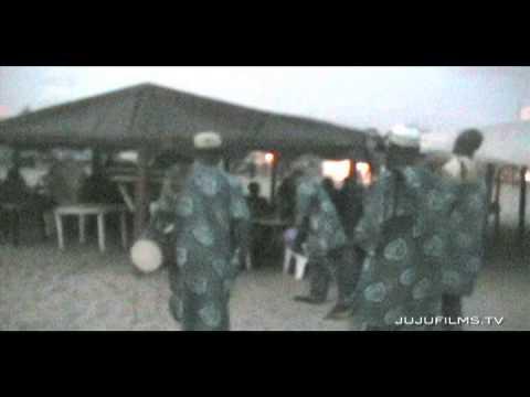 Yoruba Talking Drummers