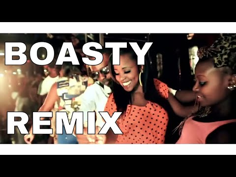 The Kansoul – Nyongwa Boasty [Dj Shinski Mashup Remix]