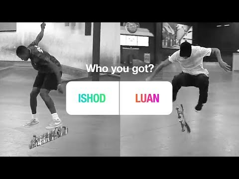 BATB 11 | Who You Got: Ishod Wair or Luan Oliveira?