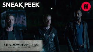 Shadowhunters | Season 1, Episode 11 Sneak Peek: Fighting Circle Members | Freeform