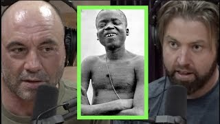 Story of the Pygmy Who Was Kept in the Bronx Zoo w/Forrest Galante  | Joe Rogan