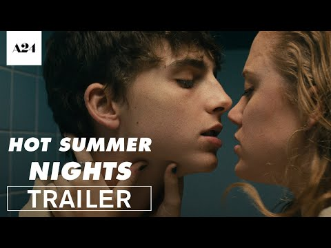 Hot Summer Nights | Official Trailer HD | A24