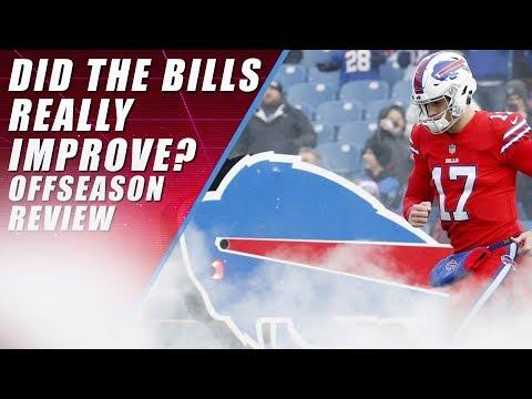 Buffalo Bills Better or Worse? 2019 NFL Predictions