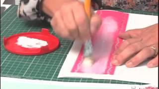 Programa Artesanal - Scrap decoração potes descartáveis.