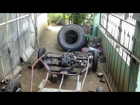 Video Odong Odong Keren Mirip Formula One Bermesin Motor Matic