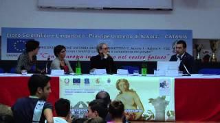Franco Battiato e Andrea Di Stefano parlano di Fisica Quantistica