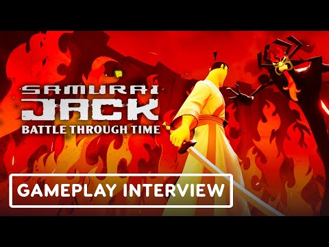 Samurai Jack: Battle Through Time – Exclusive Gameplay Interview | Summer of Gaming 2020