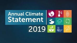 Annual Climate Statement 2019