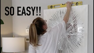 HOW TO HANG ART ON YOUR WALLS | Design Time