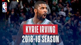 Kyrie Irving's Best Plays From the 2018-19 NBA Regular Season