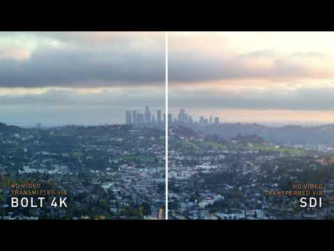 Unrivaled HD Image Quality with Bolt 4K