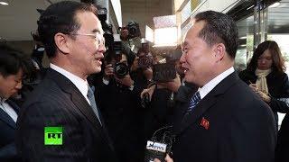 Экс-аналитик сената США: Переговоры между КНДР и Южной Кореей — победа для Китая, России и Америки