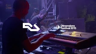 Underground Resistance - Live @ Dimensions Festival 2015
