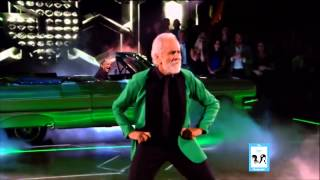 Dancing with the Stars 19 - Tommy Chong & Peta | LIVE 9-15-14