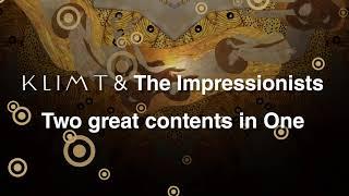 Klimt+Impressionists trailer