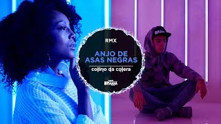 Anjo De Asas Negras (Remix) Part. Negra Li E Zinho Beats