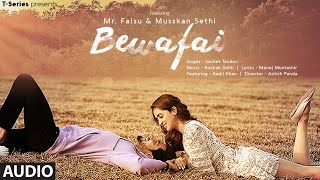 Bewafai Full Song | Rochak Kohli Feat.Sachet Tandon, Manoj M | Mr. Faisu, Musskan S & Aadil K - Download this Video in MP3, M4A, WEBM, MP4, 3GP