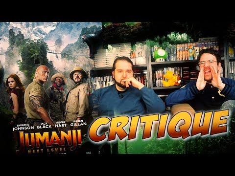 Download CRITIQUE - JUMANJI Next Level  (spoils a partir de 10:00) Mp4 HD Video and MP3