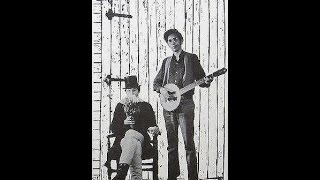JerryJeff Walker Mr.  Bojangles version with David Bromberg