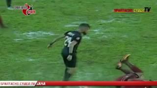 HIGHLIGHTS Pertandingan TSC 2016 Matchday 28  Semen Padang Vs Pusamania Borneo FC 21