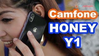 ការបង្ហាញពីលក្ខណះសម្បត្តិទូទៅរបស់ស្មាតហ្វូន Camfone Honey y1