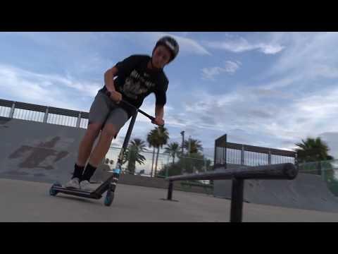 Scooter Tricks 2018 l Buckeye Skatepark