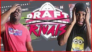 ARCHRIVALS DRAFT EACH OTHERS TEAM BLINDFOLDED! - Draft Rivals Koup pt.1