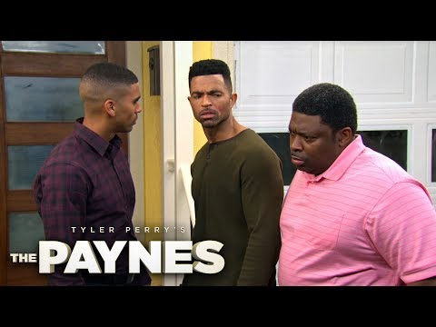 Curtis Gets Between Terrance and Kendrick | Tyler Perry's The Paynes | Oprah Winfrey Network