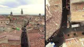 preview picture of video 'Carpentras, Capitale du Comtat Venaissin'