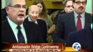 Ambassador Bridge Controversy