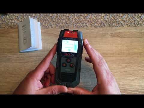 Ortungsgerät Tacklife DMS03 , Multifunktionaler Detektor