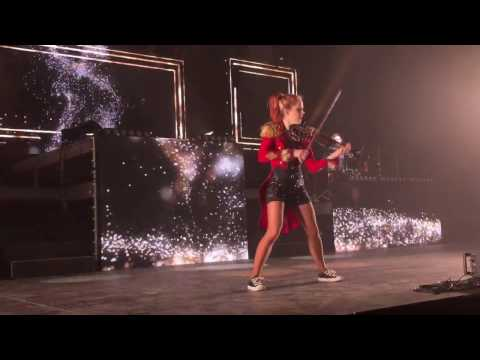 Lindsey Stirling, THE ARENA, Brave Enough Tour 2017 Mp3