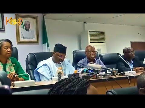 Breaking: INEC POSTPONED  2019 GENERAL ELECTIONS TO FEBRUARY 23 & MARCH 9