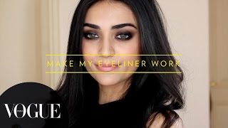 5 Different Eyeliner Looks | Vogue Beauty Goals with Lizah ● Makeup Tutorial | VOGUE India - Download this Video in MP3, M4A, WEBM, MP4, 3GP
