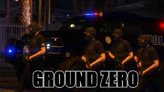 Grand Theft Auto V - Ground Zero