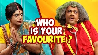 Dr Mashoor Gulati Or Rinku Devi Who Is Your Favorite Character