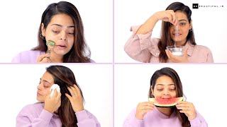 How To Reduce Face Puffiness   Skincare Tips To Get Rid Of Swollen Face   Be Beautiful