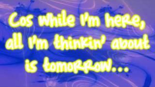 Tomorrow - A1 (With Lyrics)