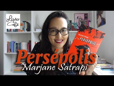 HQ Persépolis (Marjane Satrapi)
