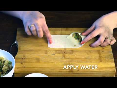 Download How to Fold Samosa | How to fold Patti Samosa HD Mp4 3GP Video and MP3