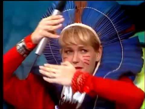 Xuxa - Brincar de índio