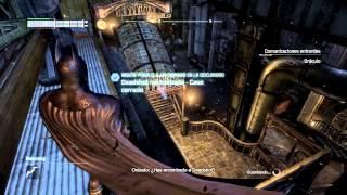 preview picture of video 'Batman Arkham City - Gameplay Walkthrough - Misiones Secundarias Parte 2 Español HD'