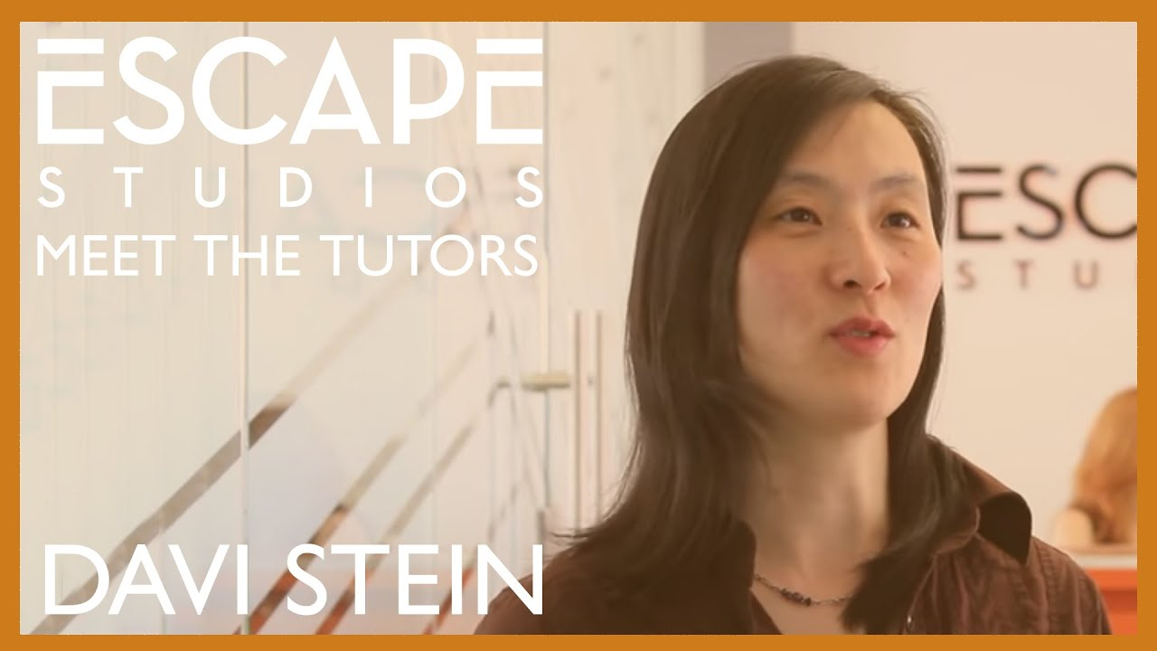 Meet the Tutors - Davi Stein