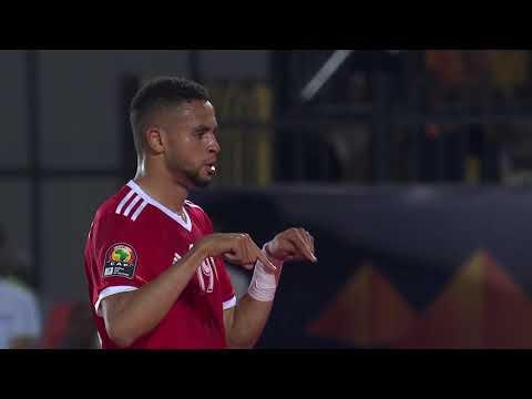 شاهد ملخص فوز المغرب على كوت ديفوار 1-0